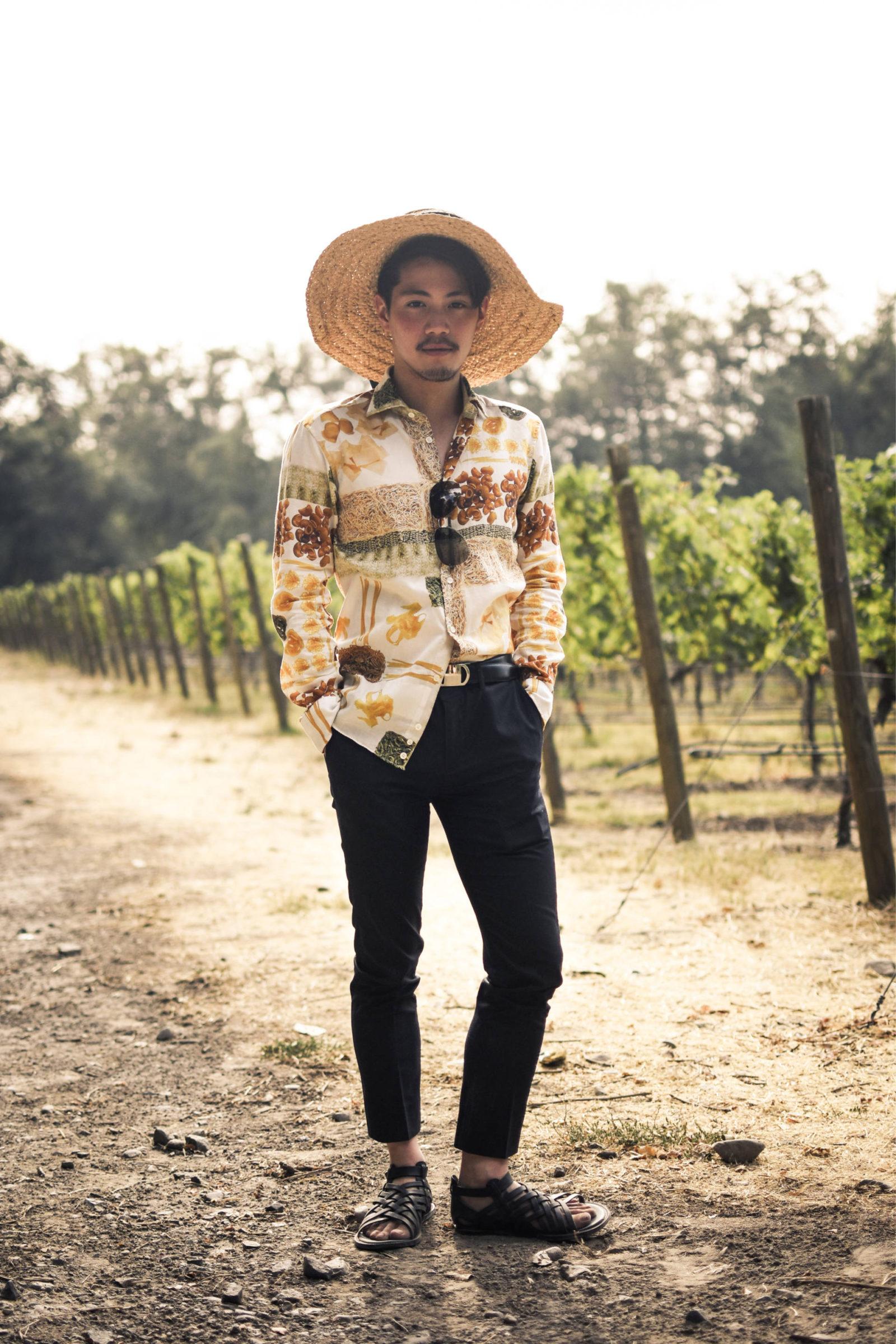 matt chu picchu the vineyard man