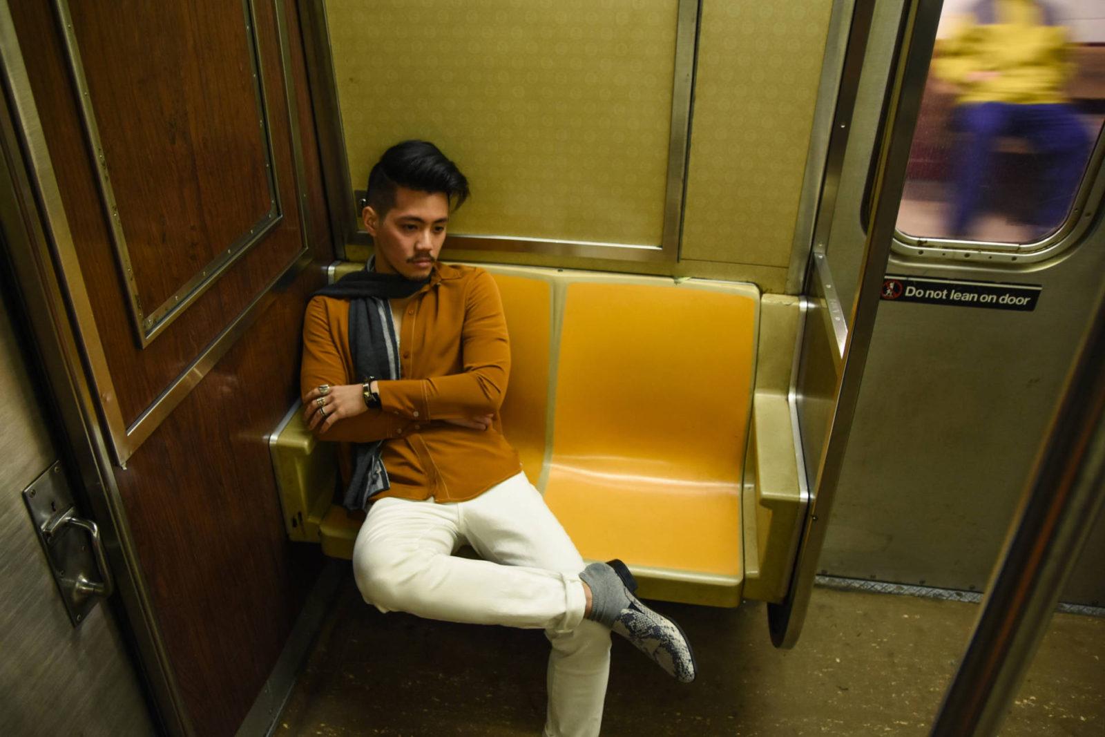 Matt Chu Picchu The Lost Commuter 2